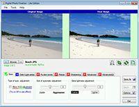 Digital Photo Finalizer Lite Edition screenshot