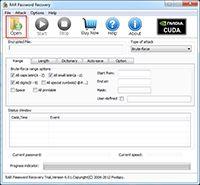 Recover RAR Password screenshot