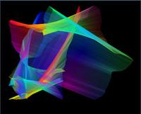 Tropic Lines Screensaver screenshot