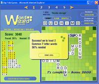 Word Wizard Deluxe screenshot