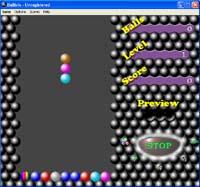 Balltris screenshot