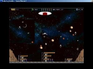 GJ Invaders  screenshot