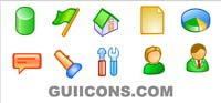 Business XP Icons Collection screenshot