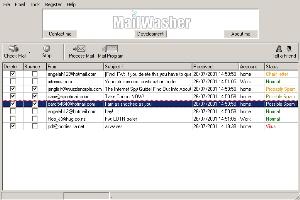 MailWasher  screenshot
