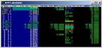 Scientific and Business RPN Calculator screenshot