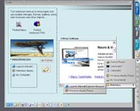 ExeDesk, Professional Edition screenshot