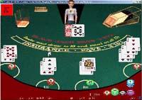 Casino Verite Blackjack screenshot