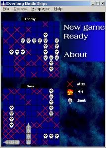 BattleShips  screenshot