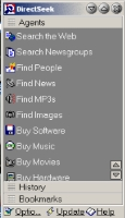 DirectSeek screenshot