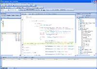 PHP Designer 2005 screenshot