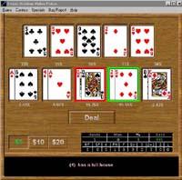 Texas Hold'em Video Poker screenshot