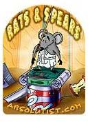 Rats&Spears (PocketPC) screenshot