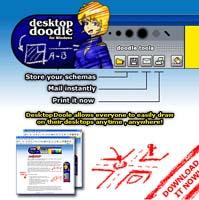 Desktop Doodle screenshot