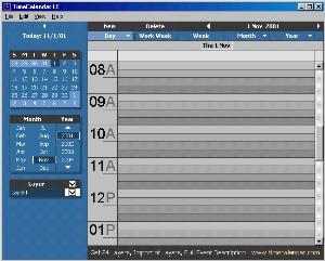 Time Calendar  screenshot