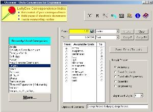 Uconeer screenshot