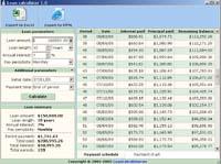 Loan Calculator screenshot