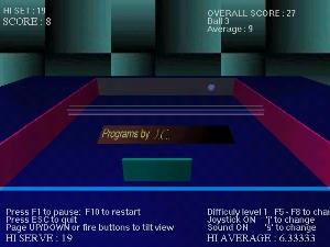 Racquet Pong  screenshot
