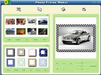 Photo Frames - Picture Frames and Fiber Photo Frame Borders