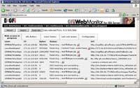 GFI WebMonitor for ISA Server screenshot