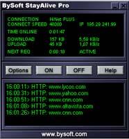 BySoft StayAlive Pro screenshot