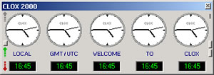 CLOX 2000 screenshot