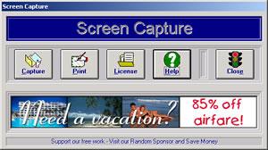 Screen Capture screenshot