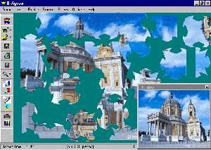 B-Jigsaw screenshot