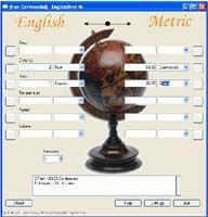 English2metric screenshot