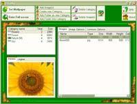Izbushka Wallpaper Organizer screenshot
