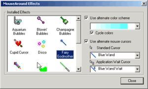 MouseAround screenshot