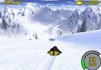 Tux Racer screenshot
