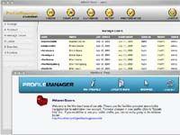Profile Manager Basic screenshot