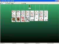 Freecell 2006 screenshot