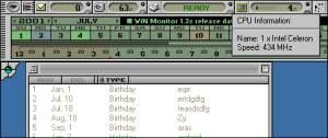 WinMonitor screenshot