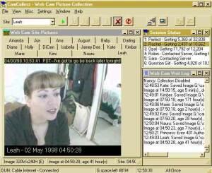 CamCollect screenshot