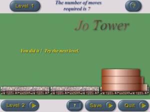 JoTower screenshot