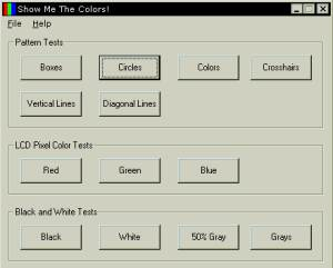 Show Me The Colors! screenshot