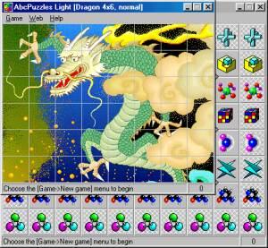 AbcPuzzles screenshot