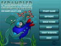 Scrambled Submarine screenshot