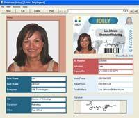 ID Flow Photo ID Card Software screenshot