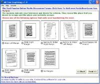MB Free Graphology screenshot