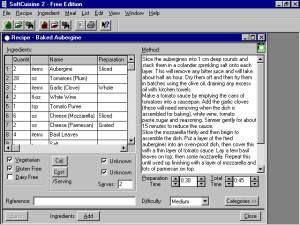 SoftCuisine  screenshot