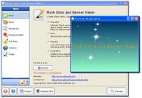 Flash Intro and Banner Maker screenshot