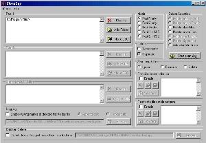 CloneSpy screenshot