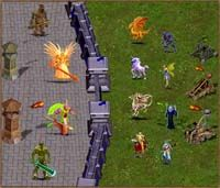 King-war Online screenshot