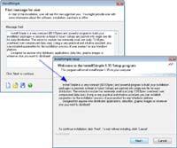 InstallSimple screenshot