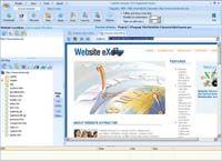 Website Extractor screenshot