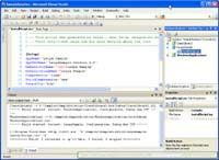 Lexpa InnoSetup for VS2005 screenshot