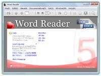 Word Reader screenshot