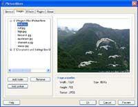 PictureRiver screenshot